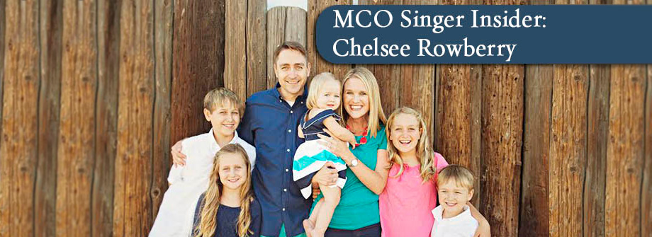 MCO Singer Insider: Chelsee Rowberry